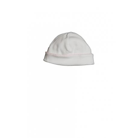 BS078-Gorrito de algodón rosa