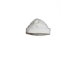 BS078-Gorrito de algodón azul