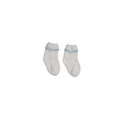 CC-803-Patucos de perlé azul