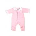 V8163-Pijama Babygrow Rosa