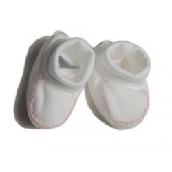 BS080-Patucos de algodón rosa