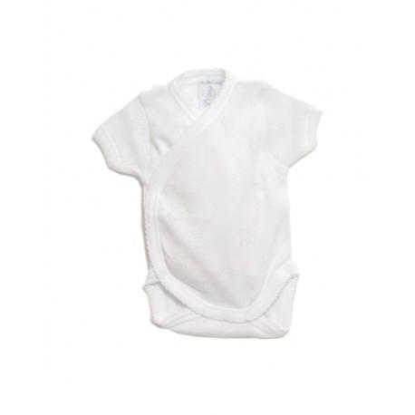 1156-Body de algodón dibujo ositos MC